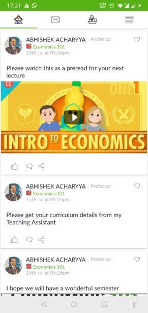 Vawsum App Screenshot Reference videos